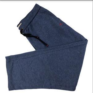 Tommy Bahama Sweat Pants Navy Blue Drawstring XL